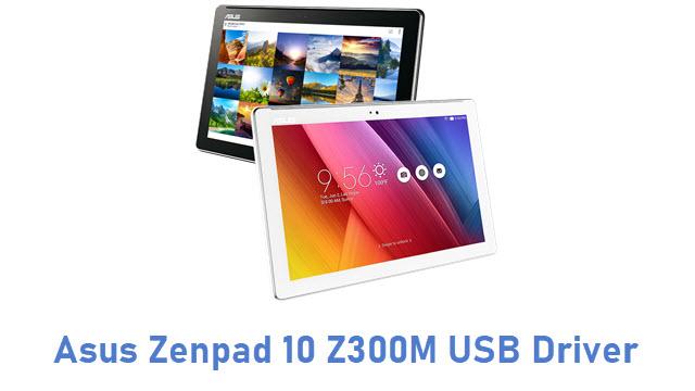 Asus Zenpad 10 Z300M USB Driver