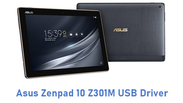 Asus Zenpad 10 Z301M USB Driver