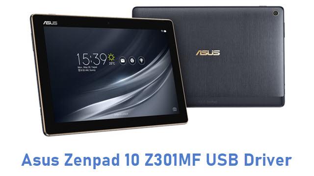 Asus Zenpad 10 Z301MF USB Driver