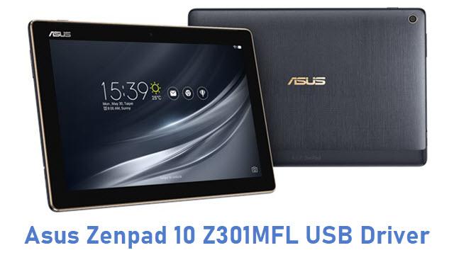 Asus Zenpad 10 Z301MFL USB Driver