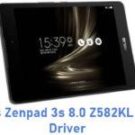 Asus Zenpad 3s 8.0 Z582KL USB Driver