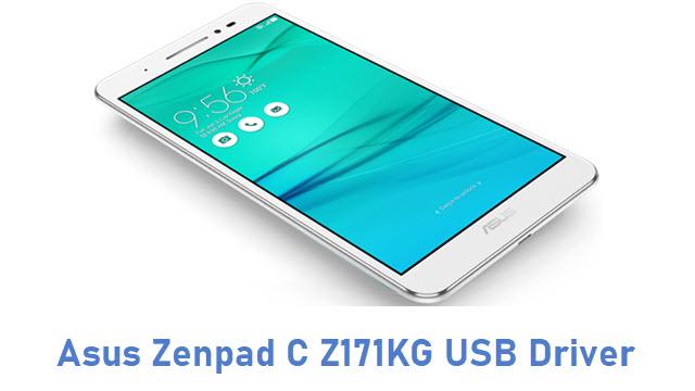 Asus Zenpad C Z171KG USB Driver