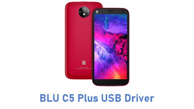 BLU C5 Plus USB Driver