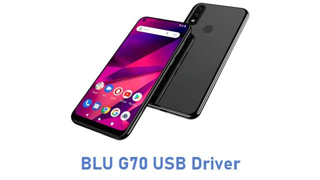 BLU G70 USB Driver