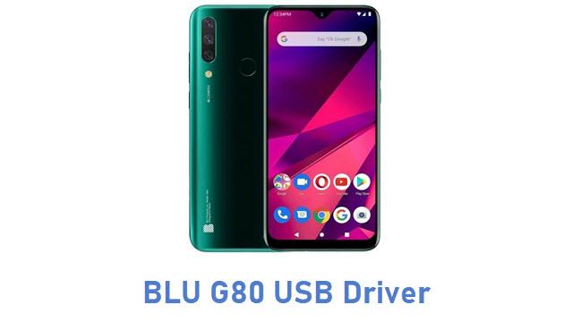 BLU G80 USB Driver