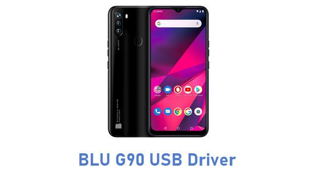 BLU G90 USB Driver
