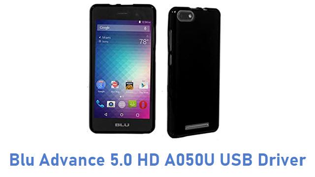 Blu Advance 5.0 HD A050U USB Driver