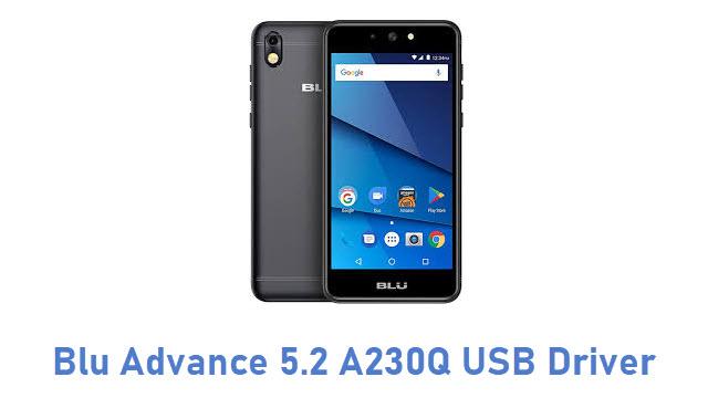 Blu Advance 5.2 A230Q USB Driver
