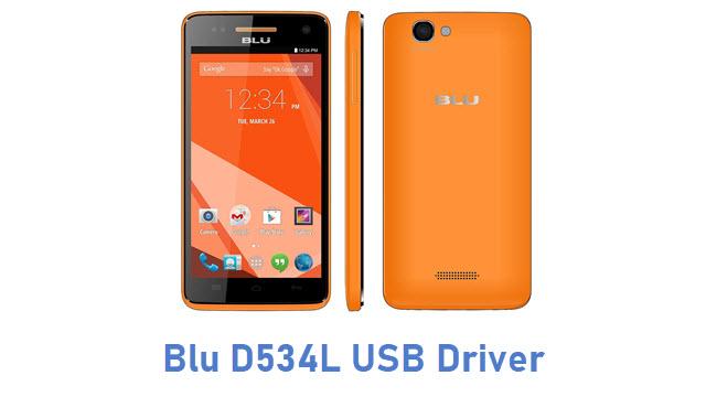 Blu D534L USB Driver