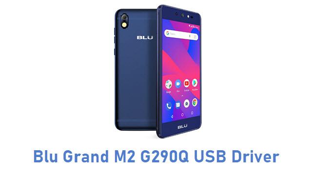Blu Grand M2 G290Q USB Driver