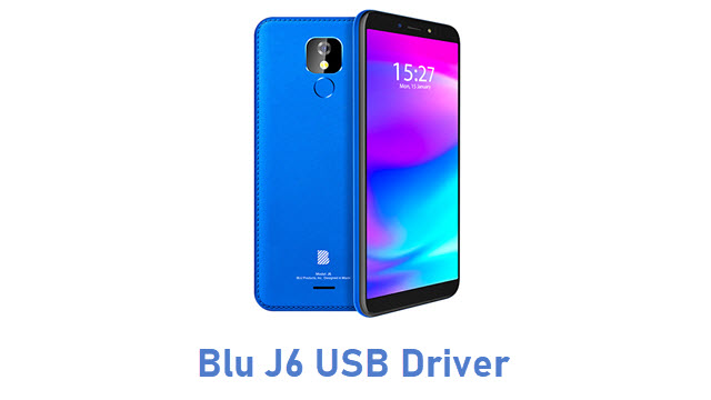 Blu J6 USB Driver