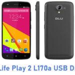 Blu Life Play 2 L170a USB Driver