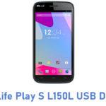 Blu Life Play S L150L USB Driver