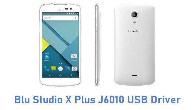 Blu Studio X Plus J6010 USB Driver