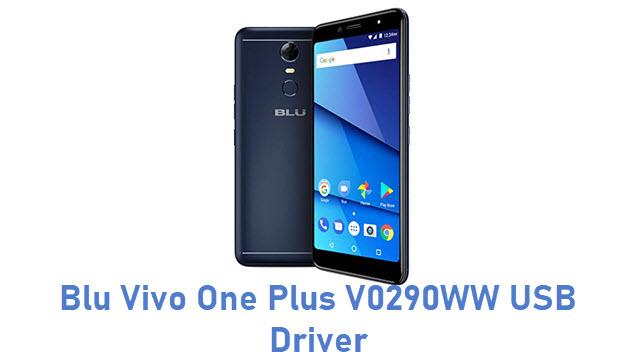 Blu Vivo One Plus V0290WW USB Driver