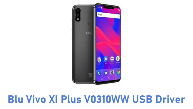 Blu Vivo XI Plus V0310WW USB Driver