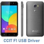 CCIT F1 USB Driver