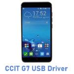 CCIT G7 USB Driver