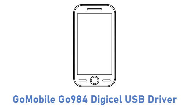 GoMobile Go Onyx Digicel USB Driver