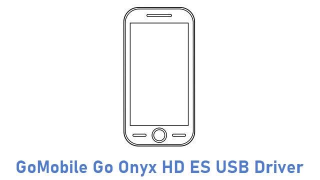 GoMobile Go Onyx HD ES USB Driver