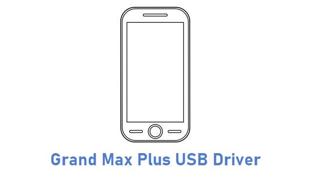 Grand Max Plus USB Driver