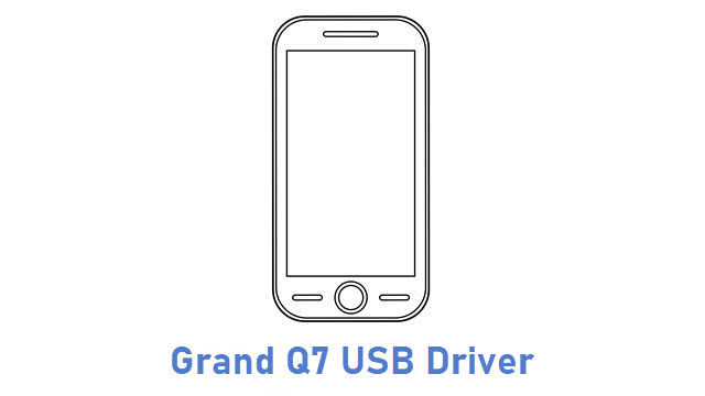 Grand Q7 USB Driver