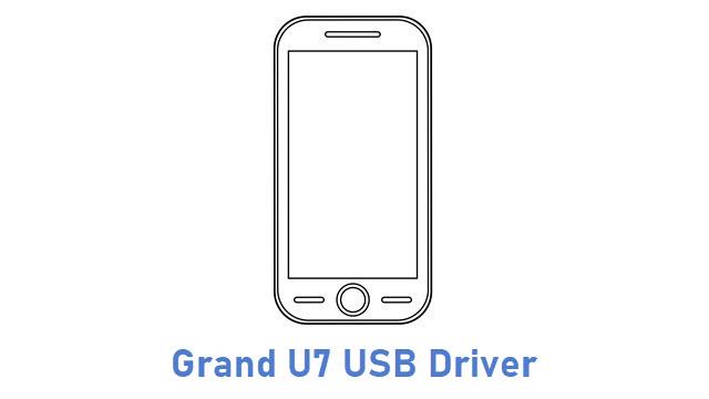 Grand U7 USB Driver