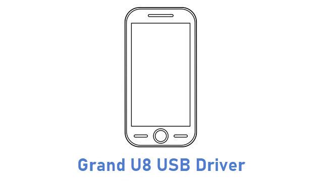 Grand U8 USB Driver