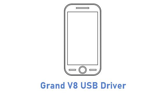 Grand V8 USB Driver
