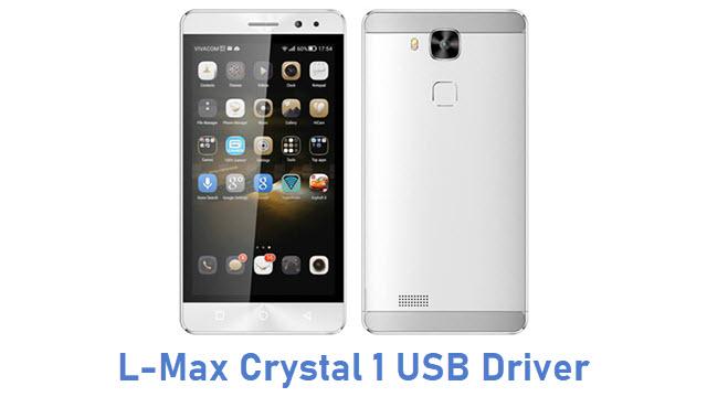 L-Max Crystal 1 USB Driver