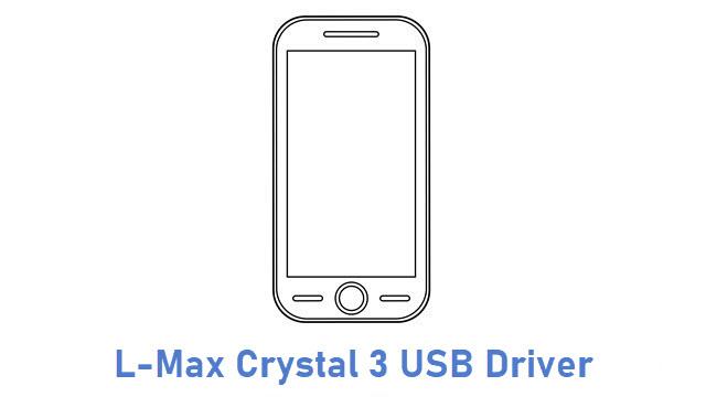 L-Max Crystal 3 USB Driver