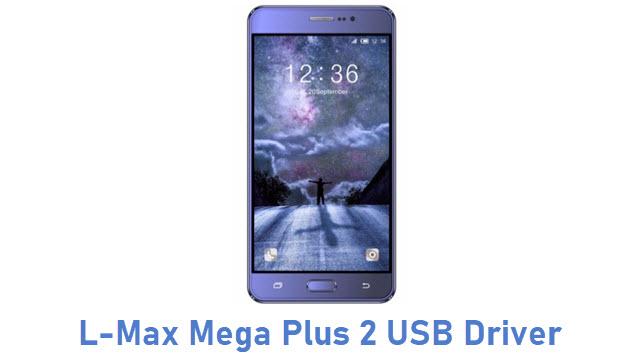 L-Max Mega Plus 2 USB Driver
