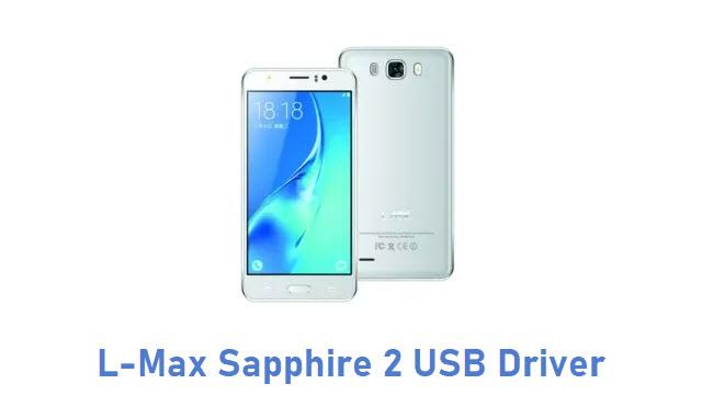 L-Max Sapphire 2 USB Driver