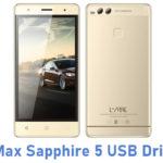 L-Max Sapphire 5 USB Driver
