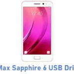 L-Max Sapphire 6 USB Driver