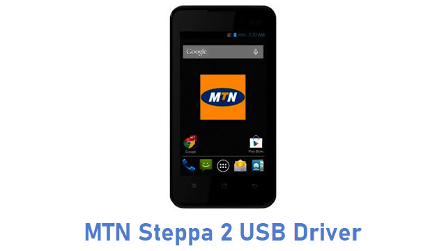 MTN Steppa 2 USB Driver