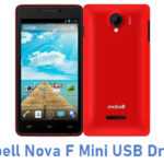 Mobell Nova F Mini USB Driver