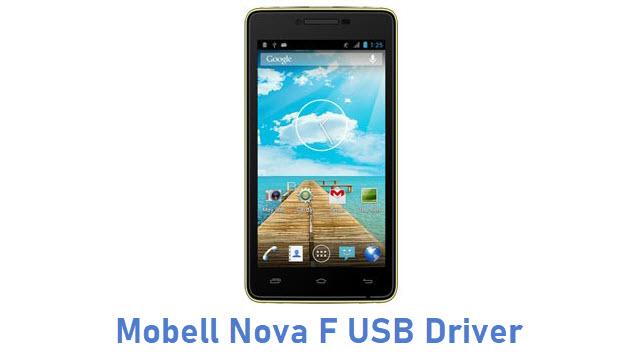 Mobell Nova F USB Driver