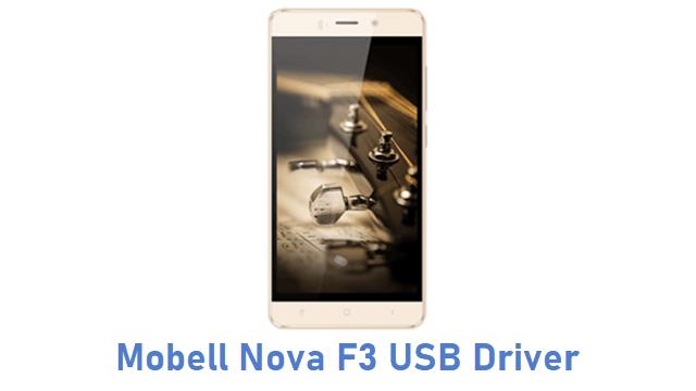 Mobell Nova F3 USB Driver
