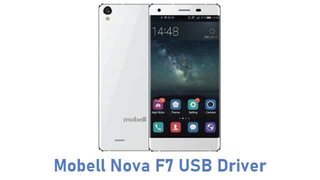 Mobell Nova F7 USB Driver