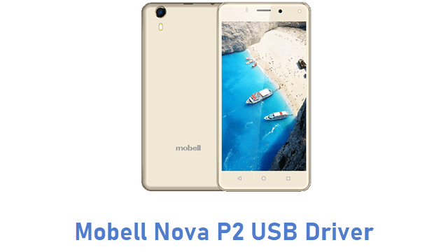 Mobell Nova P2 USB Driver