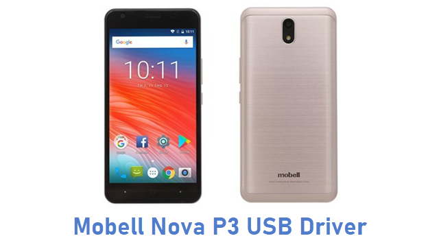 Mobell Nova P3 USB Driver