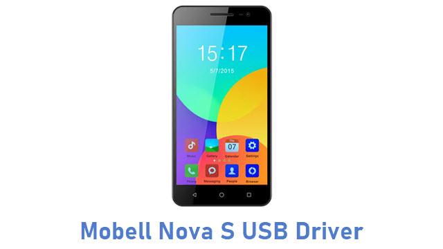 Mobell Nova S USB Driver