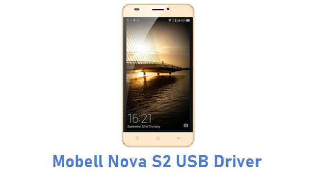 Mobell Nova S2 USB Driver