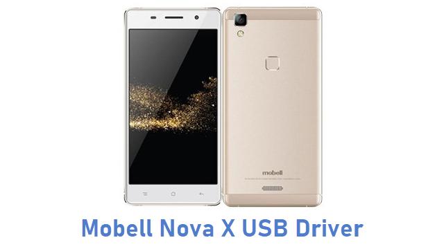 Mobell Nova X USB Driver
