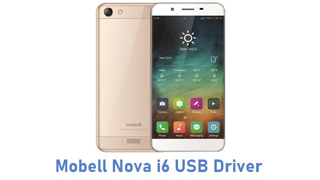 Mobell Nova i6 USB Driver