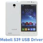 Mobell S39 USB Driver