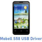 Mobell S58 USB Driver
