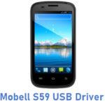 Mobell S59 USB Driver