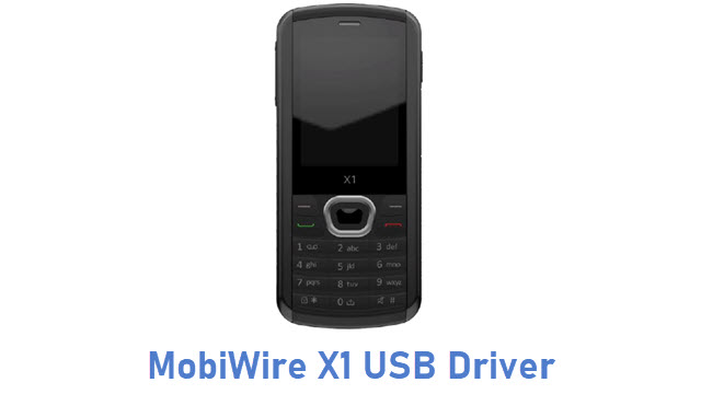 MobiWire X1 USB Driver